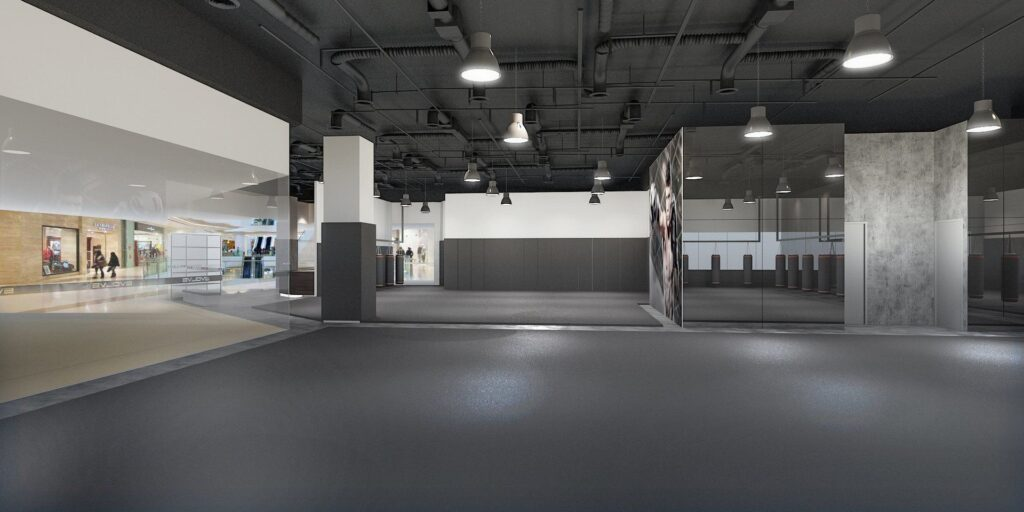 EVOLVE ONE KM Training Rooms