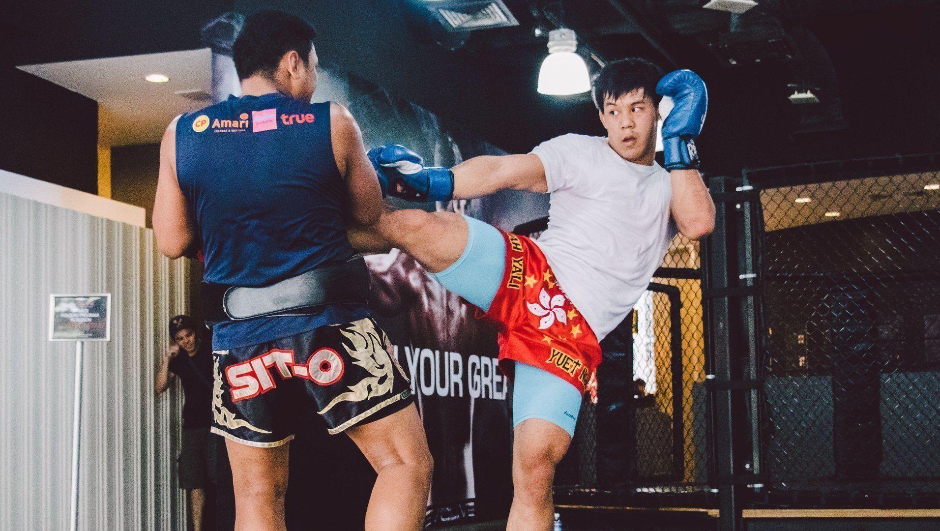 Eddie Muay Thai