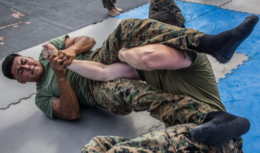 Here's How The US Marines Use Martial Arts To Build Leaders