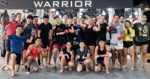 Muay Thai Class Group