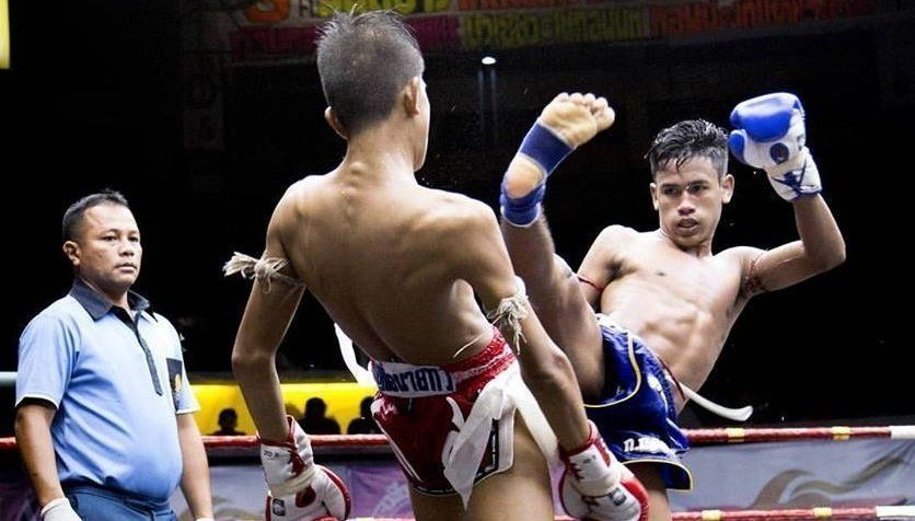 Muay Thai Elusive Defense