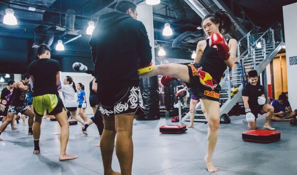 Muay Thai Martial Arts Gym