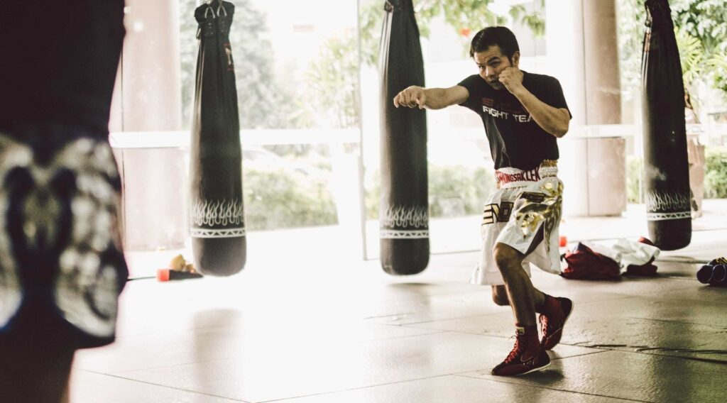 4 Reasons Why You're Never Too Old To Start Boxing