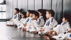 Children's Martial Arts Respect
