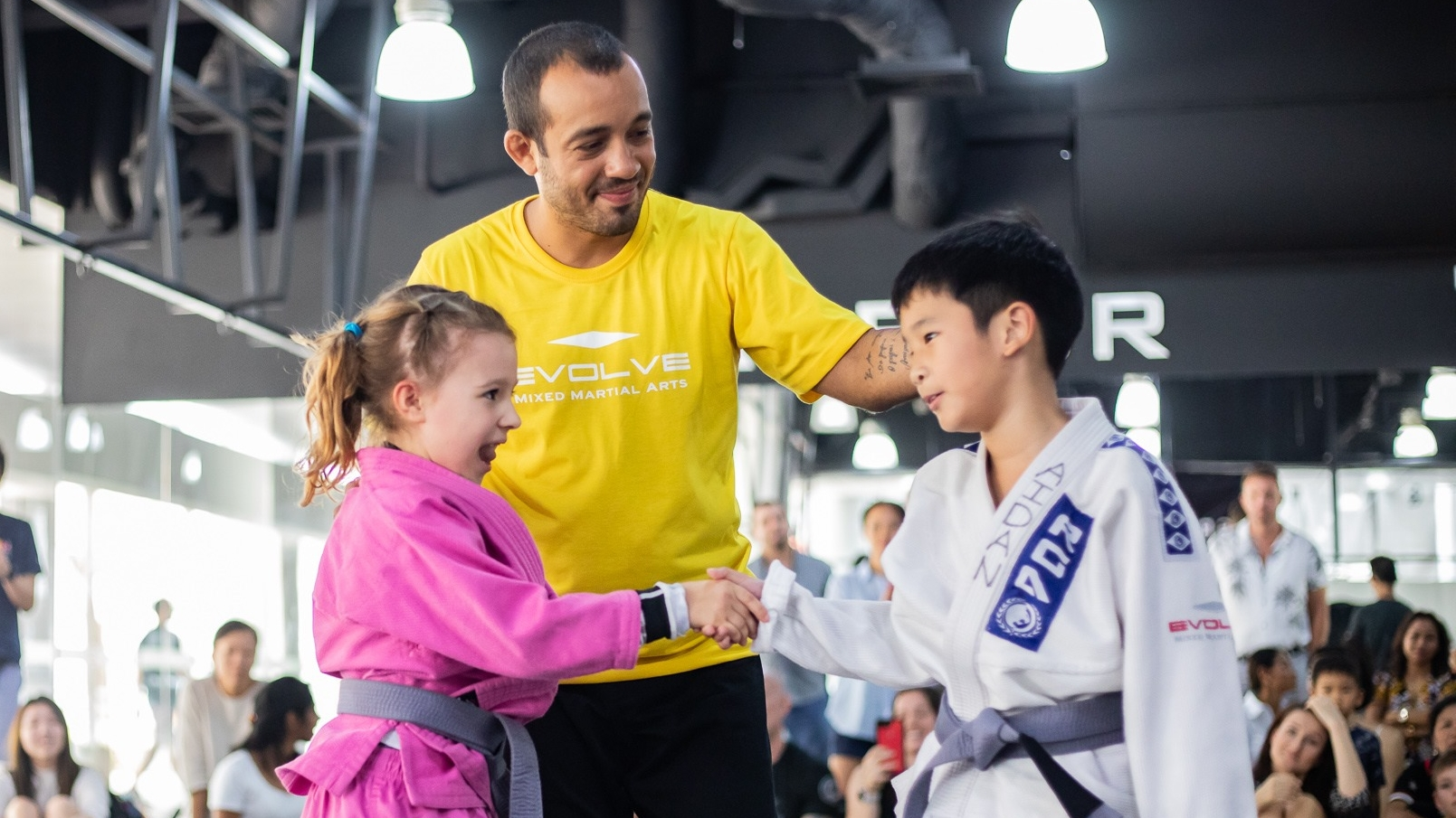5 Ways Martial Arts Teaches Children Respect Evolve Daily