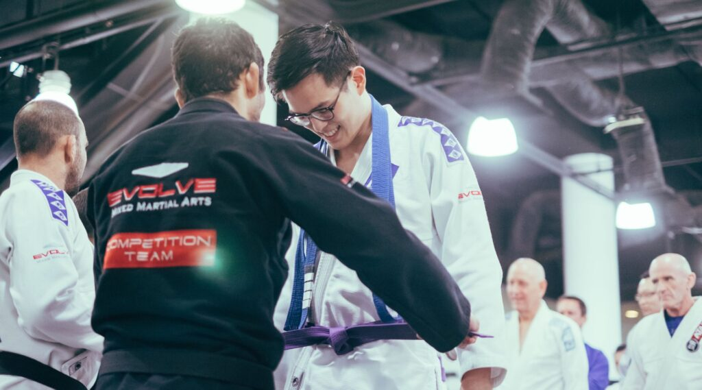 What Does A Promotion In Brazilian Jiu-Jitsu Actually Mean?