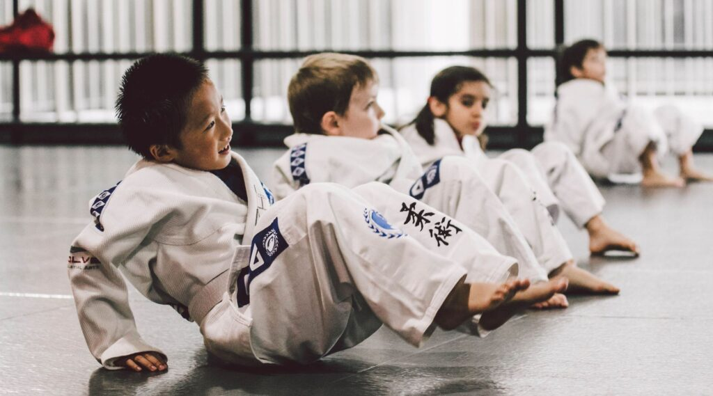 Here's Why More Children Than Ever Are Learning Brazilian Jiu-Jitsu