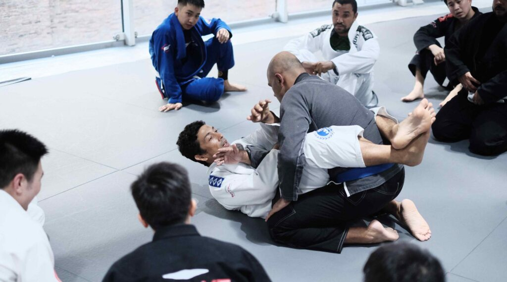 Jujitsu fighters need some loving too