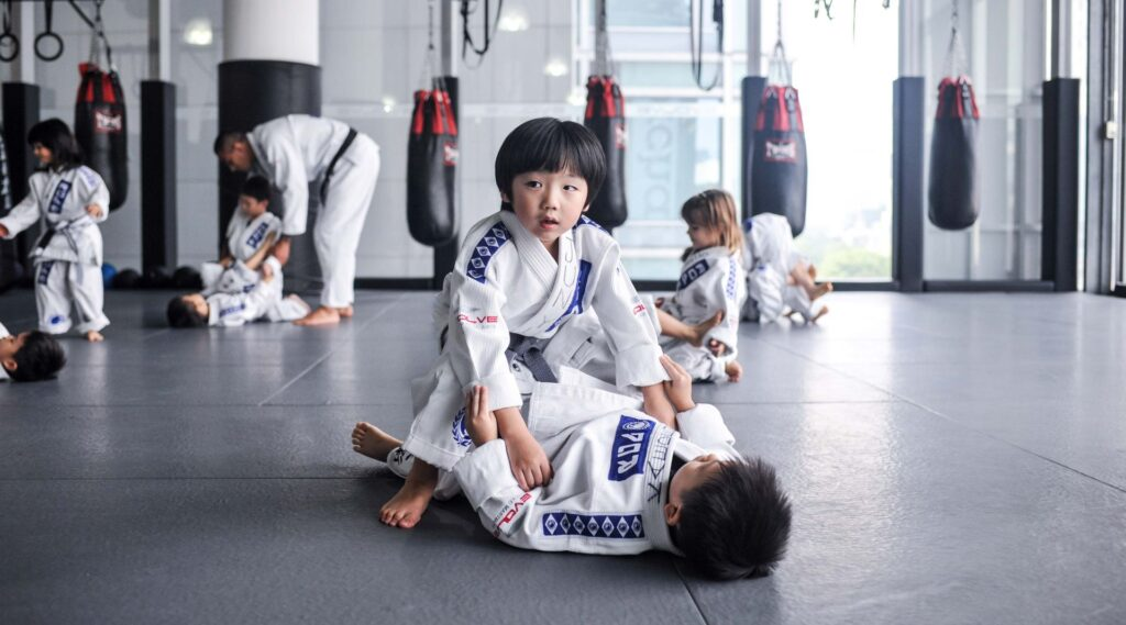 Here's How Martial Arts Develops Your Child's Emotional Intelligence