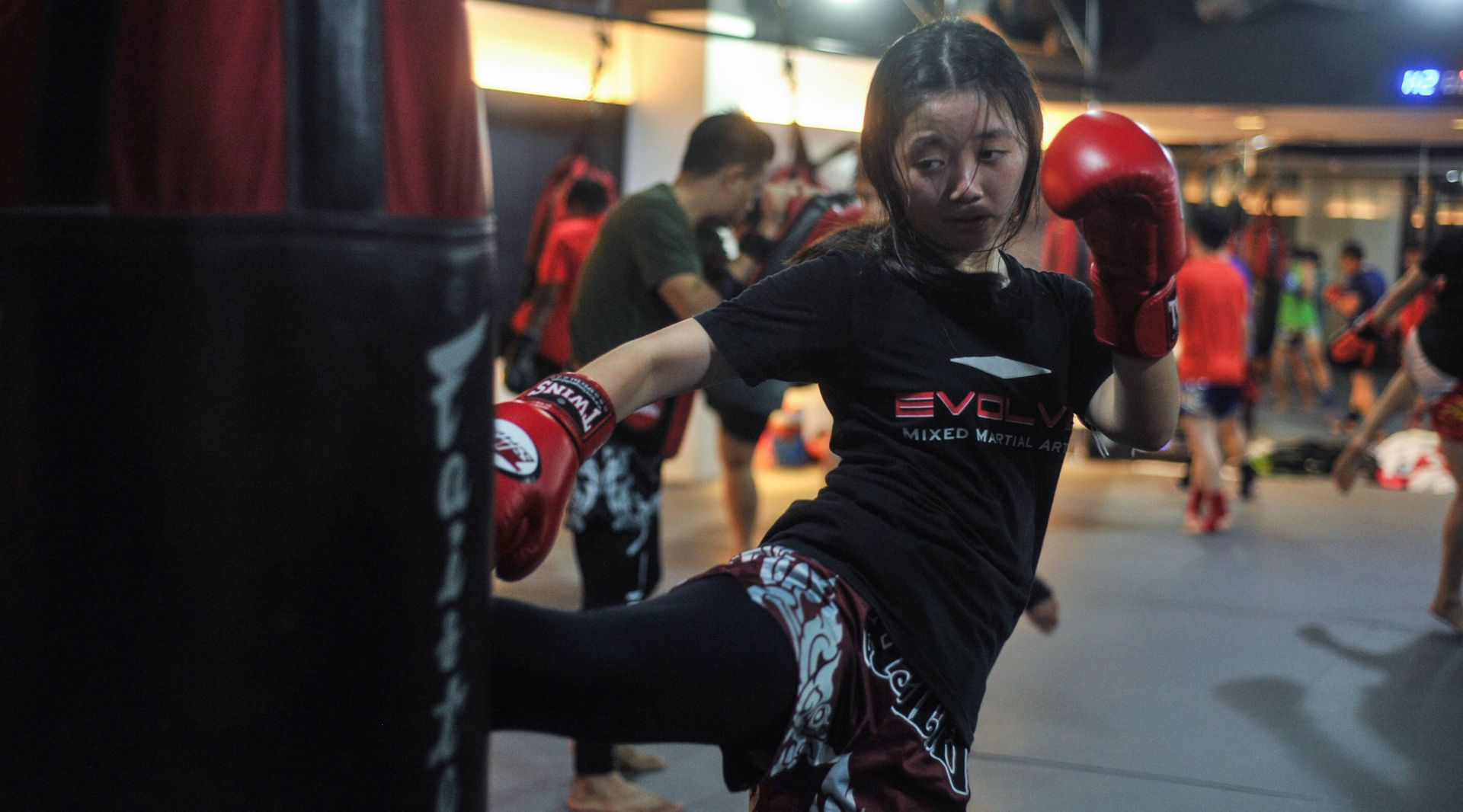 4 Benefits That Will Make You Wish You Started Muay Thai Earlier ... 6c432b3ebde