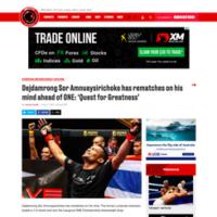 MMA Mania – Aug '17