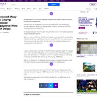Yahoo! News – Mar '17