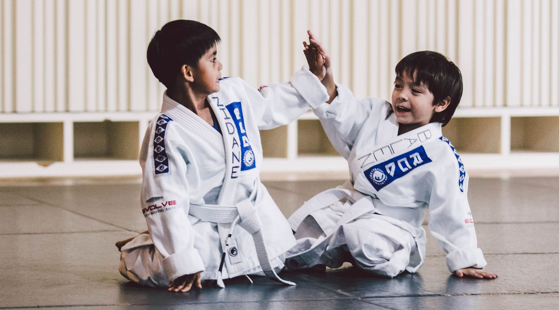 What is the best martial art for kids? - Fred Mergen - YouTube