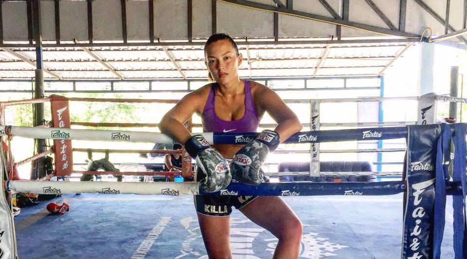 Here's How Muay Thai Transformed This Supermodel's Self-Esteem