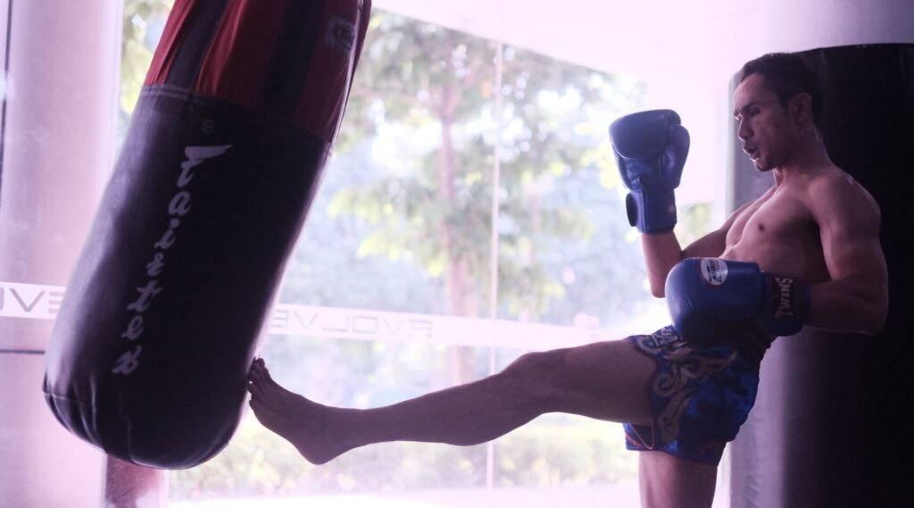 Understanding The Muay Thai Push Kick