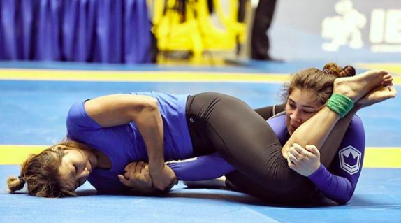 BJJ 101: The Armbar - Evolve Daily