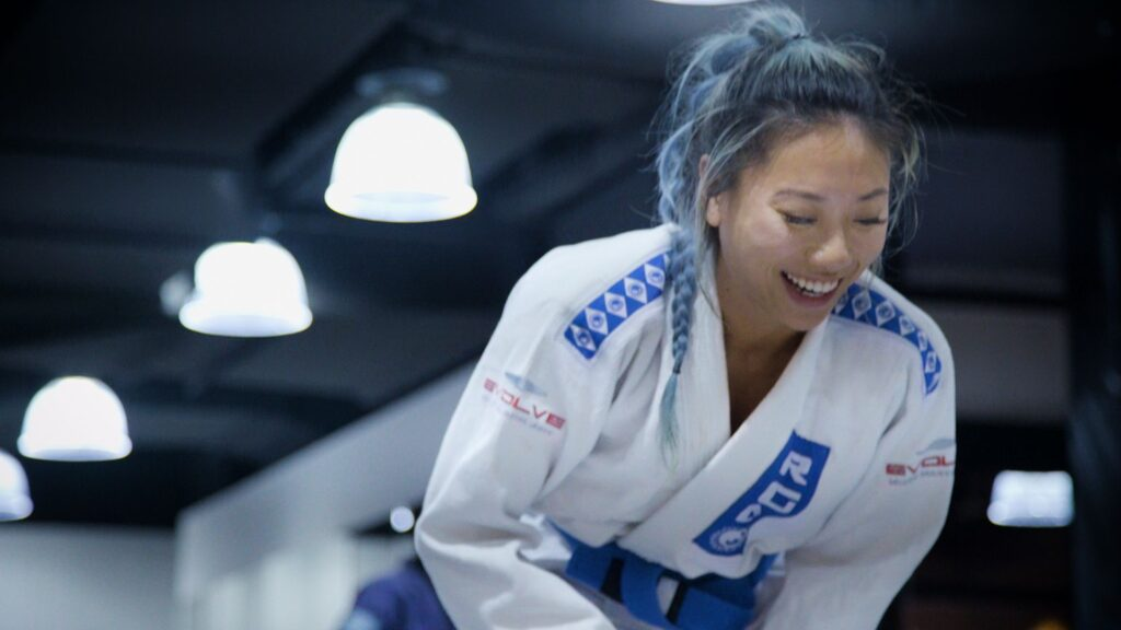 Here's How Martial Arts Helped Sandra Riley Tang Overcome Body Image Issues