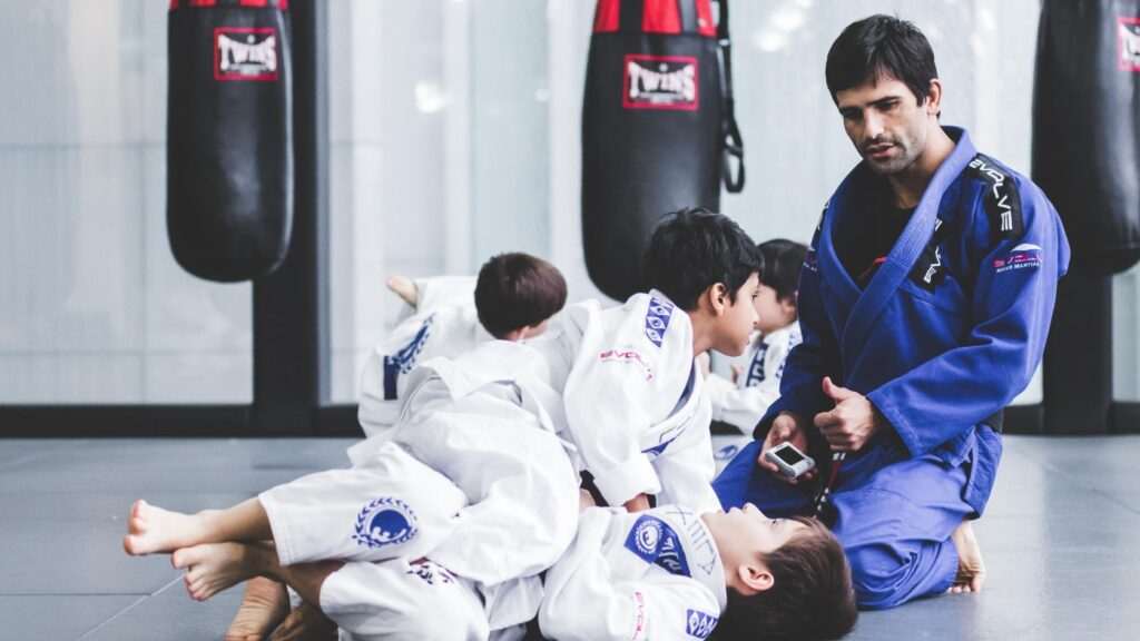 Here's Why Martial Arts Should Be Your Child's First Extracurricular Activity