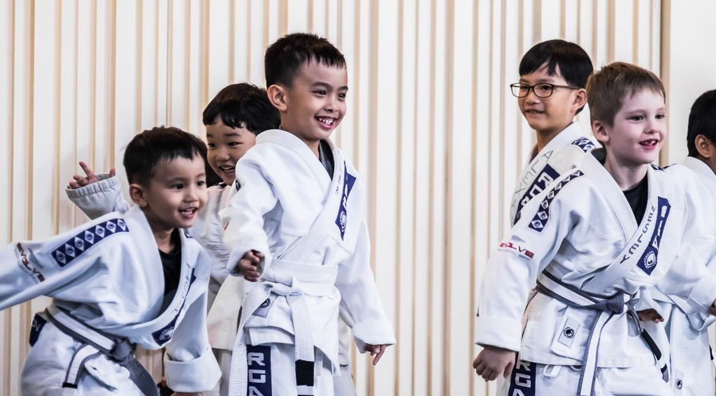 How Martial Arts Can Help Coax Your Shy Child Out Of His/Her Shell