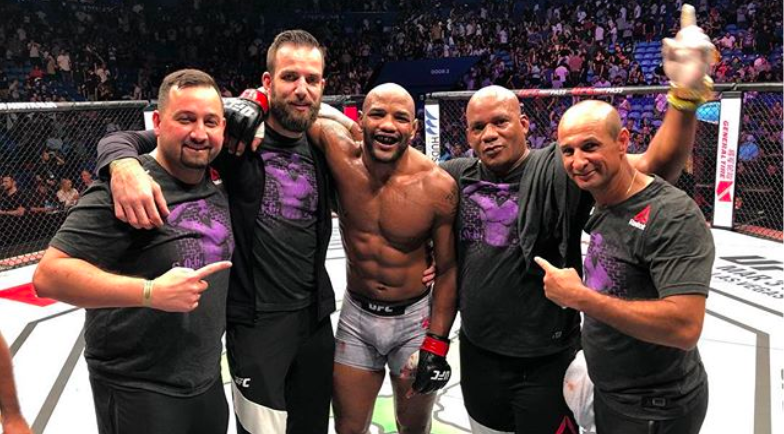 Here's How Yoel Romero Showed That Age Is Just A Number