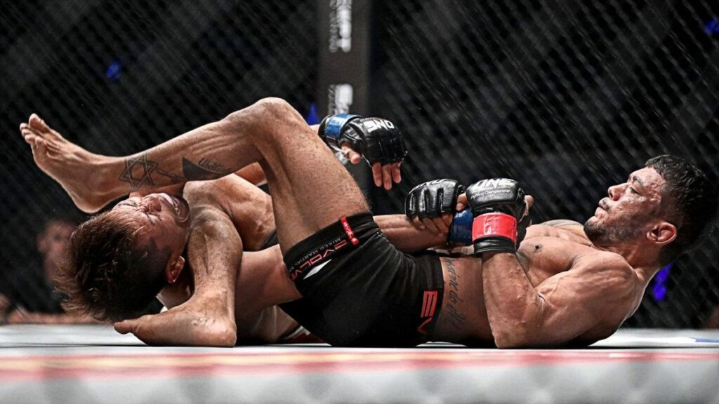 The Most Common Submissions In MMA