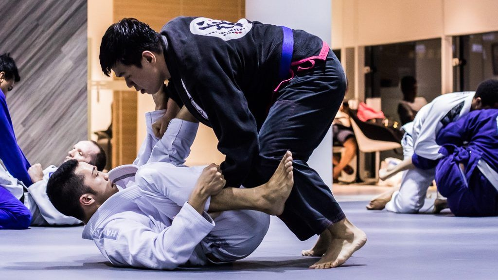 5 Basic BJJ Movements Beginners Need To Perfect