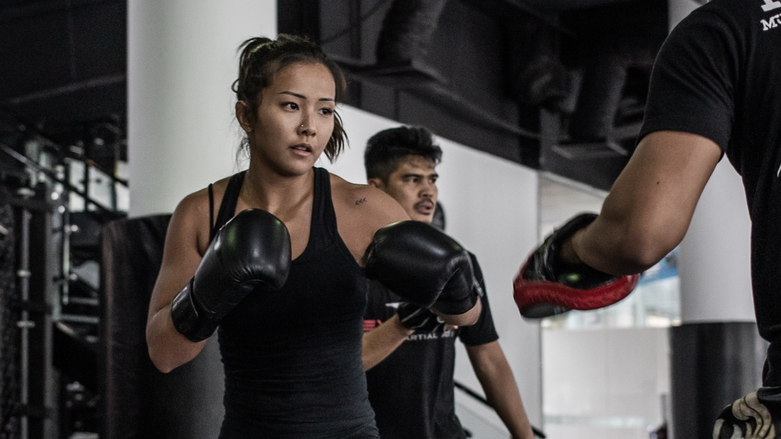 boxing gym in singapore