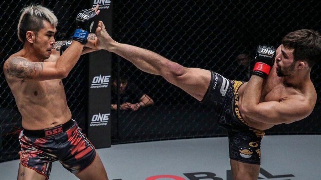 5 Grappling Superstars Who Transitioned To MMA