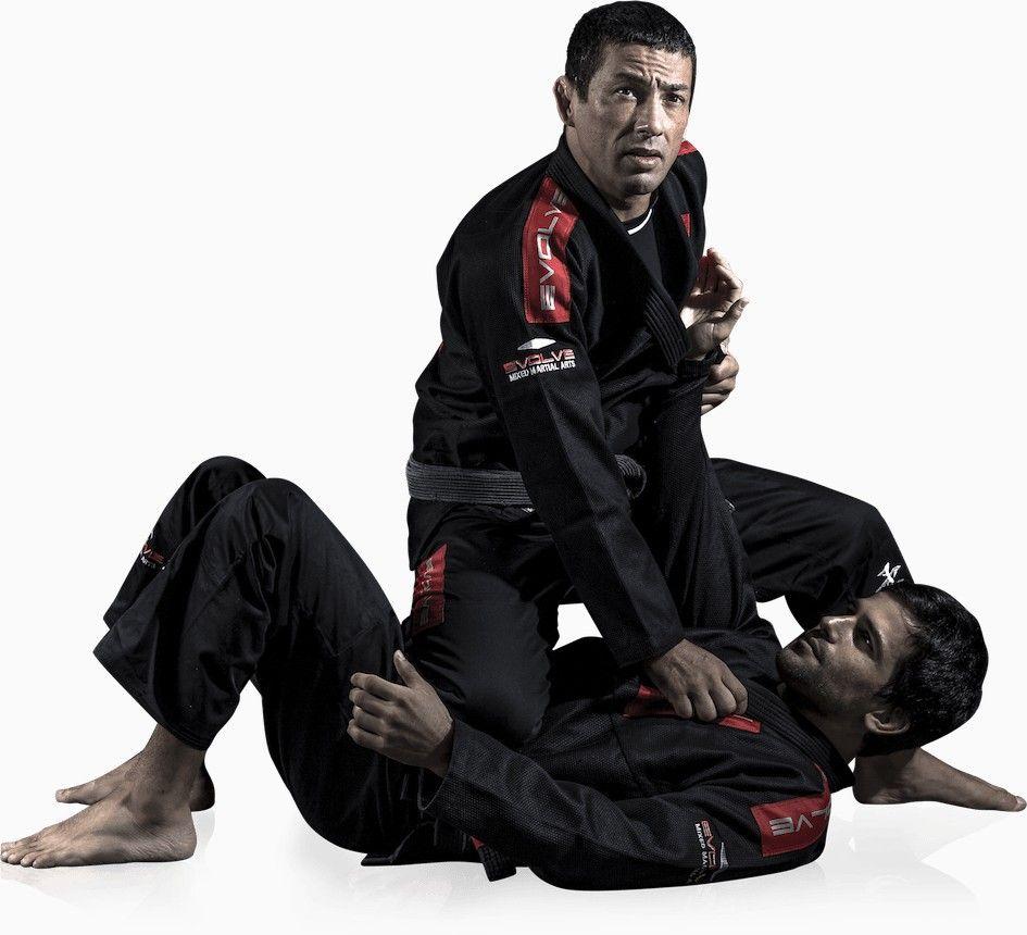 Brazilian Jiu-Jitsu (BJJ)