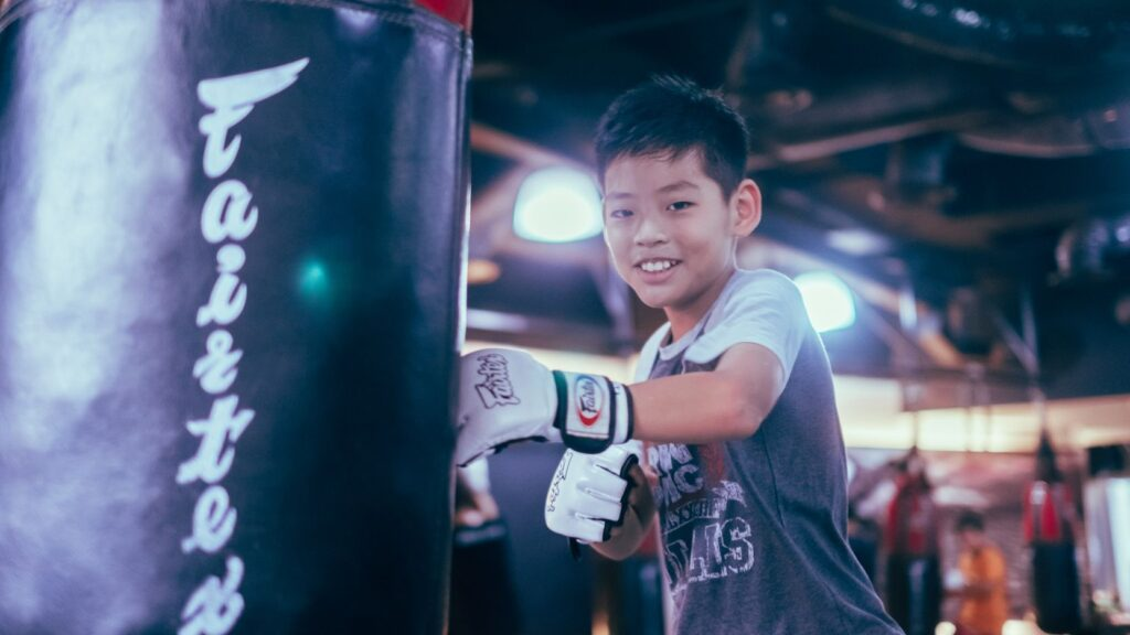Here's How Martial Arts Helps Children Overcome Stress and Anxiety