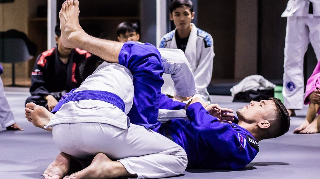How To Combat A Tall Fighter In BJJ