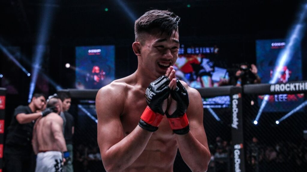 5 Reasons Why ONE Superstar Christian Lee Is The Future Of MMA