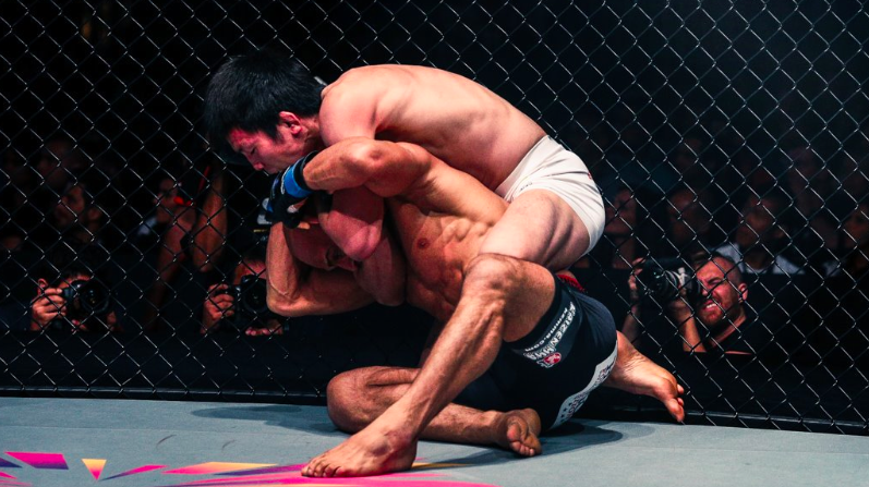The 3 Most Impressive Submissions Of MMA Legend Shinya Aoki's Career