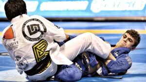 An Introduction To BJJ's Basic Leg Lock Positions