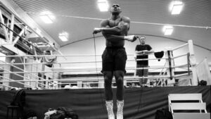 5 Drills That Will Improve Your Boxing Footwork
