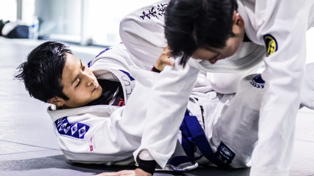 Here's How BJJ Will Skyrocket Your Confidence