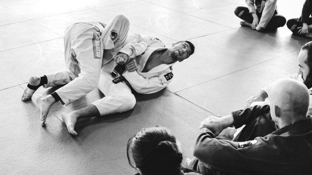 BJJ 101: The Kimura