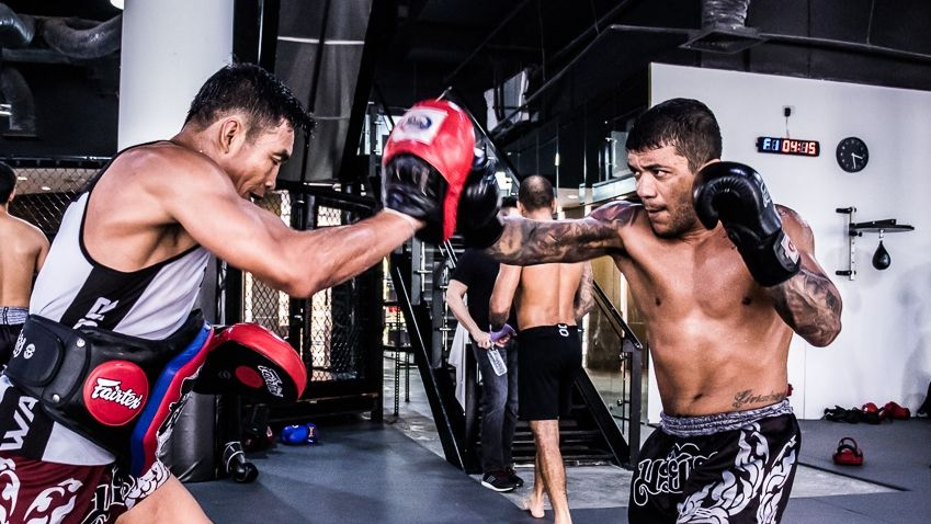 4 Drills That Will Increase Your Punching Power