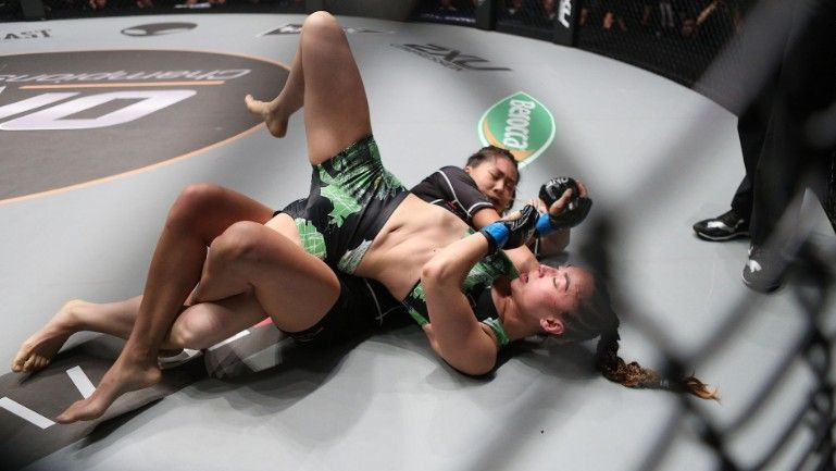 5 Of The Best Signature Moves In MMA
