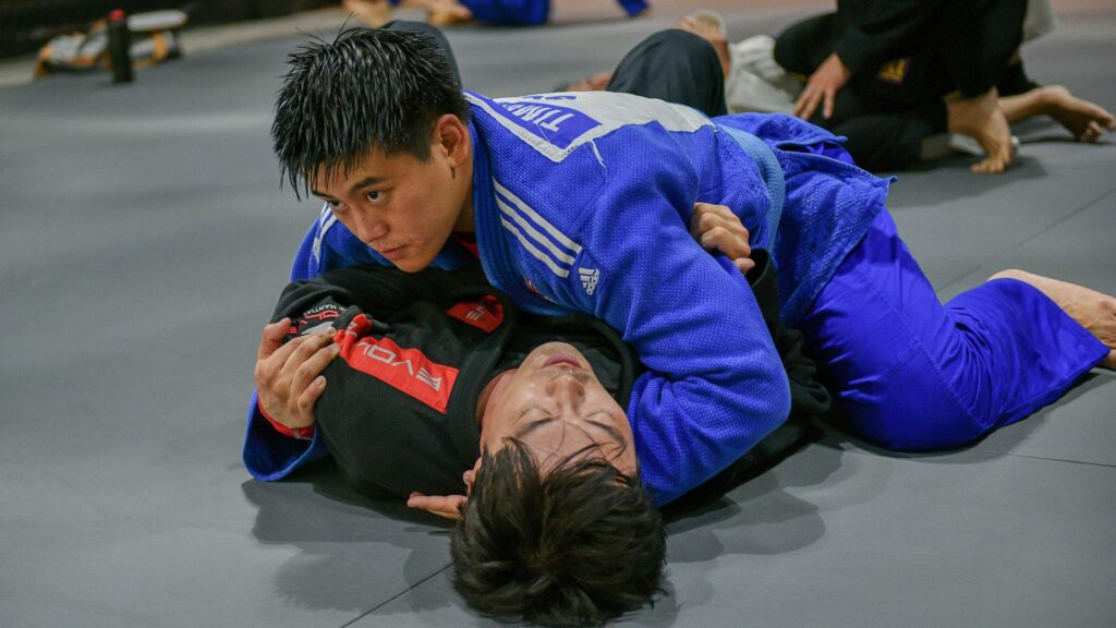 Here's How BJJ Helps You To Overcome Fear And Anxiety