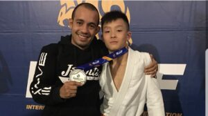 Here's How BJJ Helped This 15-Year-Old Unleash His Inner Warrior