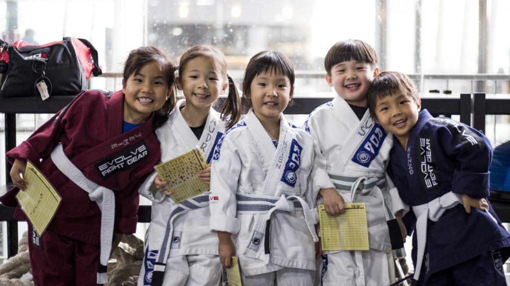 6 Habits Martial Arts Develops In Children