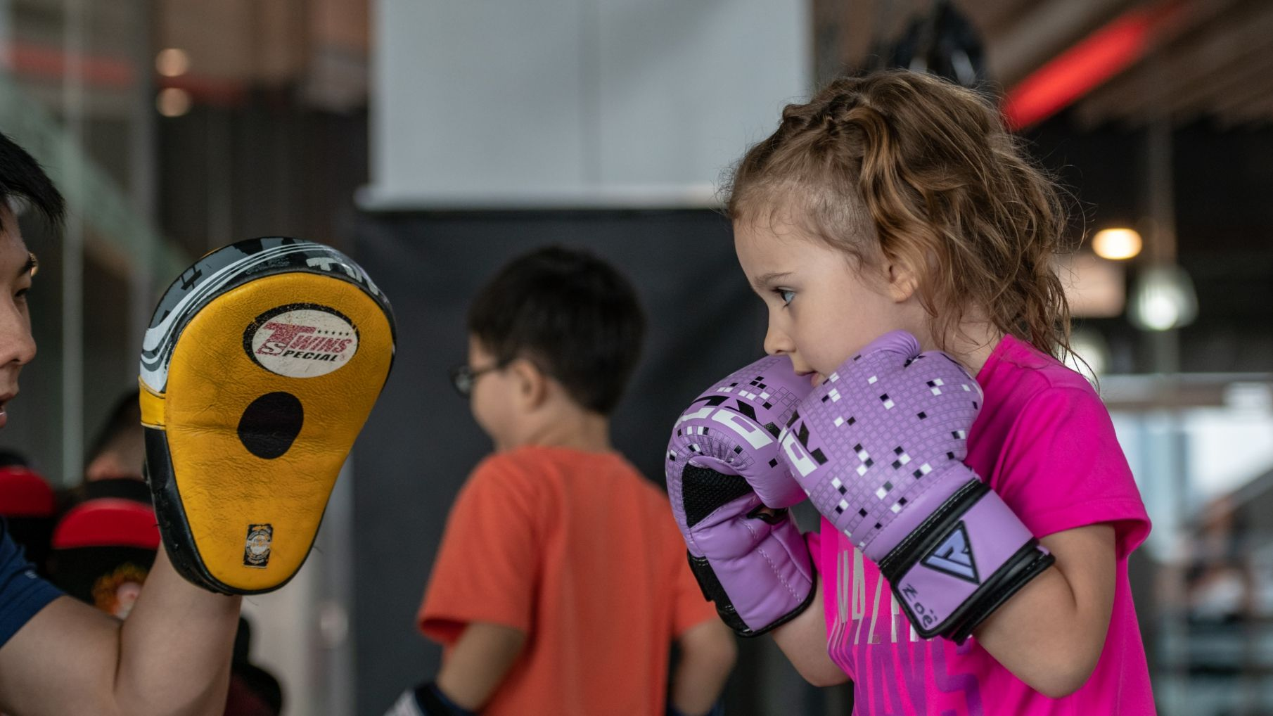 Here's How Martial Arts Teaches Children To Be Patient