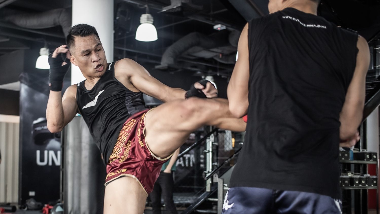life-changing muay thai