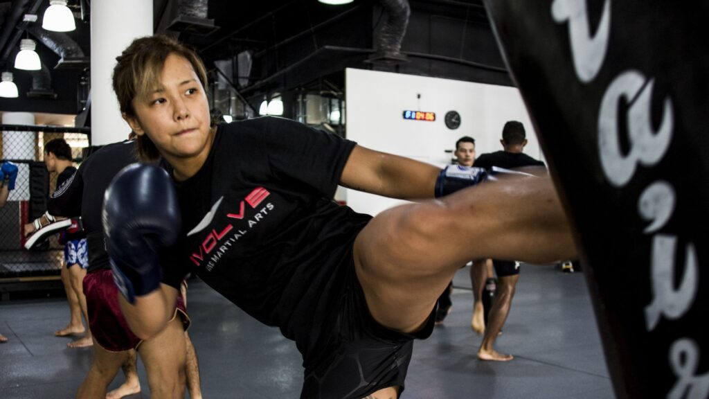 Here's Why Muay Thai Will Finally Get You Exercising