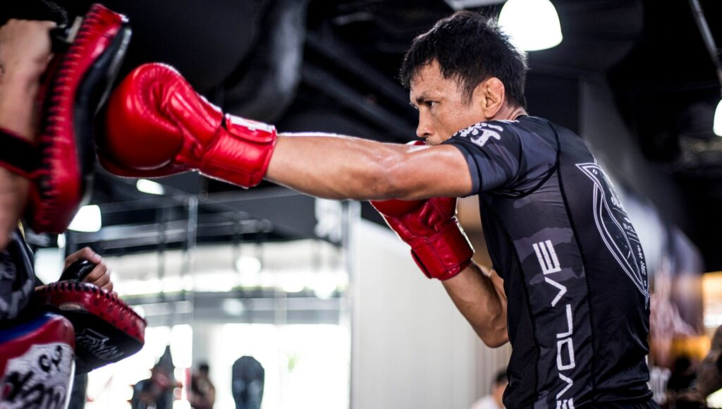 6 Exercises That Will Take Your Muay Thai To The Next Level