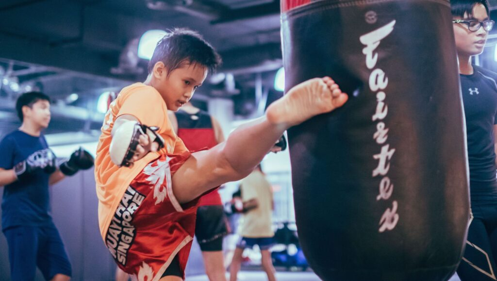 4 Reasons Why Martial Arts Is Perfect For Teenagers
