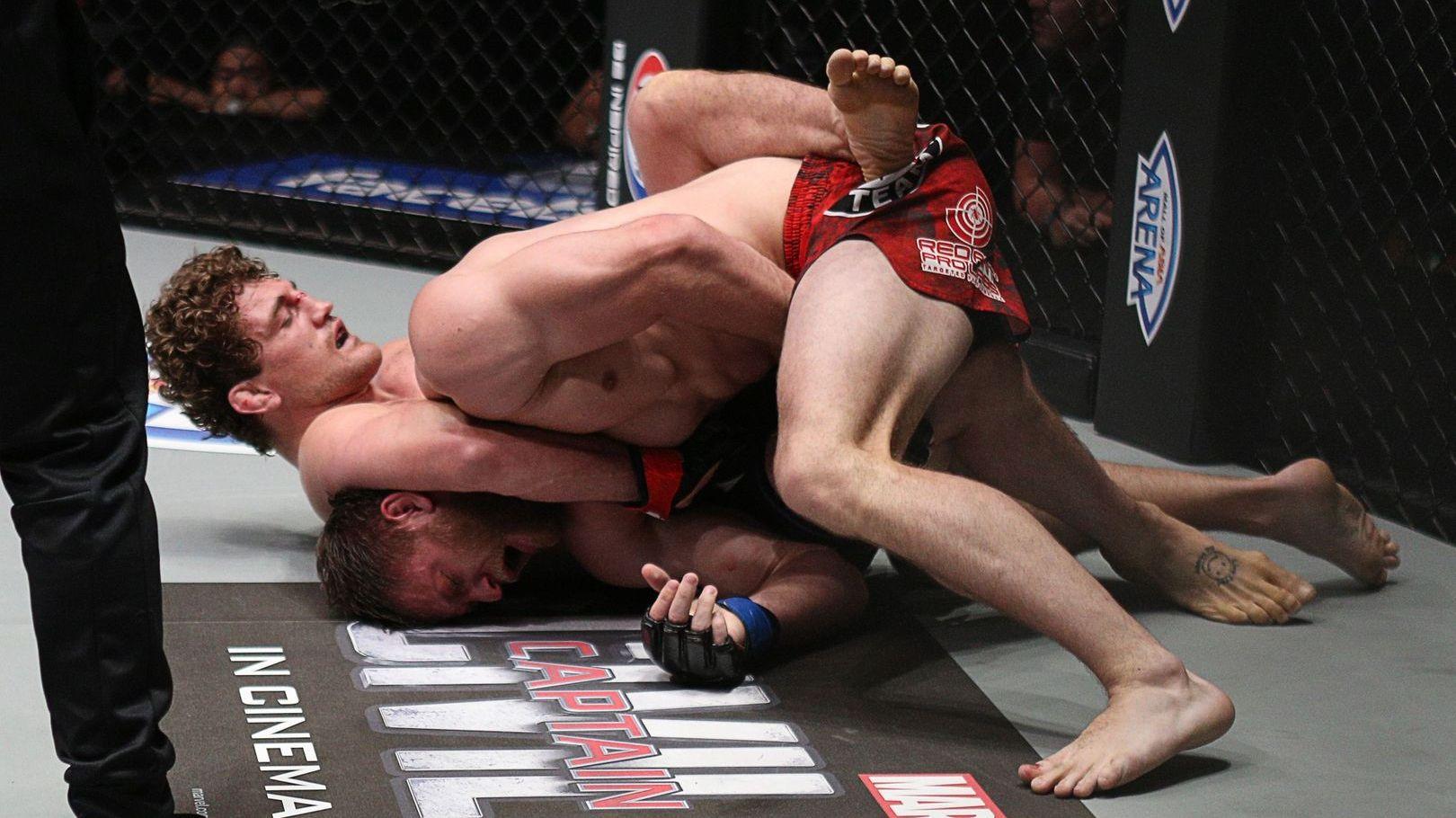 Wrestler-MMA