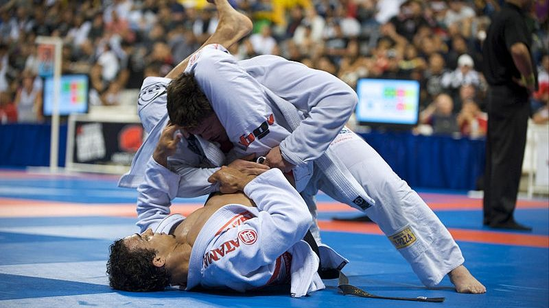 Thinking About Competing In BJJ For The First Time? Here's What You Need To Know