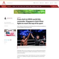 Media Coverage | Evolve MMA